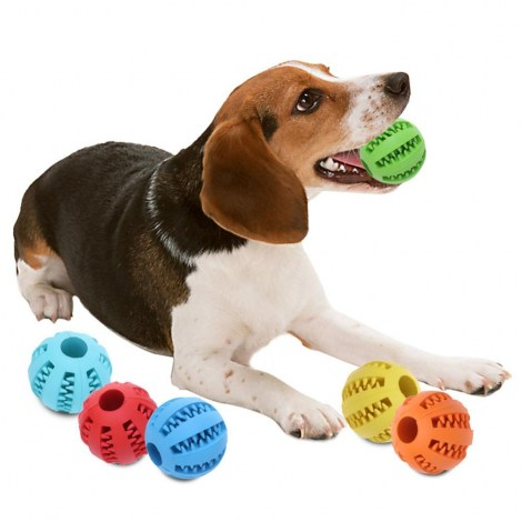 5-7-cm-dog-toy-interactive-rubber-balls-pet